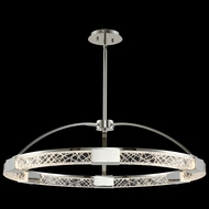 Allegri 034851-046-FR001 Athena Polished Nickel LED Pendant Light Fixture