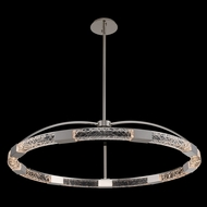 Allegri 034852-046-FR001 Athena Polish Nickel LED Drop Ceiling Lighting
