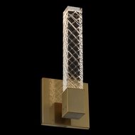 Allegri 034920-038-FR001 Apollo Brushed Champagne Gold LED Wall Sconce Lighting