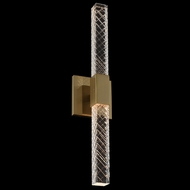 Allegri 034921-038-FR001 Apollo Brushed Champagne Gold LED Wall Mounted Lamp