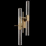 Allegri 034922-038-FR001 Apollo Brushed Champagne Gold LED Wall Light Sconce