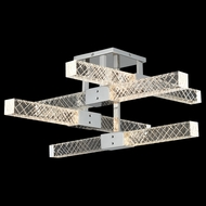 Allegri 034940-010-FR001 Apollo Chrome LED Ceiling Lighting