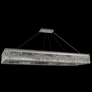 Allegri 035062-010-FR001 Rettangolo Chrome 72  Kitchen Island Lighting