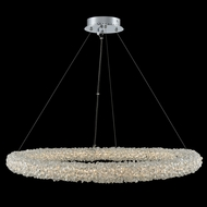 Allegri 035553-010-FR001 Lina Chrome LED 32  Pendant Hanging Light