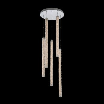 Allegri 035557-010-FR001 Lina Polished Chrome LED Hanging Lamp