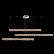 Allegri 035564-010-FR001 Lina Polished Chrome LED Pendant Light Fixture