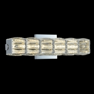 Allegri 035831-010-FR001 Campodoro Chrome LED 18  Vanity Light