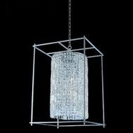 Allegri 036151-010-FR001 Joni Chrome 21  Foyer Lighting