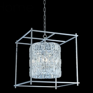 Allegri 036152-010-FR001 Joni Chrome 19  Pendant Lighting