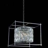 Allegri 036153-010-FR001 Joni Chrome 24  Lighting Pendant