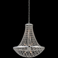 Allegri 036456-014-FR001 Felicity Polished Silver Pendant Lighting Fixture