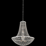 Allegri 036457-014-FR001 Felicity Polished Silver Mini Hanging Pendant Lighting