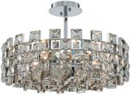 Allegri 036655-010-FR001 Piazze Polished Chrome Pendant Light Fixture