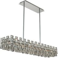 Allegri 036661-010-FR001 Piazze Polished Chrome Kitchen Island Lighting