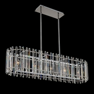 Allegri 036861-010-FR001 Viano Polished Chrome Kitchen Island Lighting