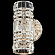 Allegri 037021-014-FR001 Strato Polished Silver Wall Lamp