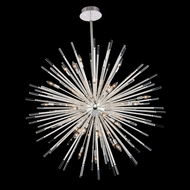 Allegri 037458-014-FR001 Sprazzo Polished Silver 48  Chandelier Light