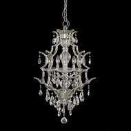 Allegri 090071 Shorecrest Silver Dollar 21  Mini Chandelier Light