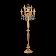 Allegri 11097 Mendelssohn 84  Tall Floor Light