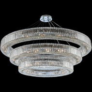Allegri 11714-010-FR001 Rondelle Chrome Drop Lighting