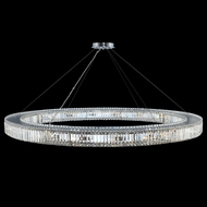 Allegri 11716-010-FR001 Rondelle Chrome 72  Drum Drop Ceiling Lighting
