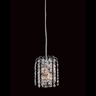 Allegri 11762 Millieu Chrome Finish 79  Tall Mini Drop Lighting