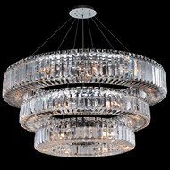 Allegri 11770-010-FR001 Rondelle Chrome 47  Ceiling Pendant Light