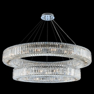 Allegri 11773-010-FR001 Rondelle Chrome 47  Pendant Lighting