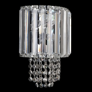 Allegri 22720 Adaliz Chrome Wall Mounted Lamp
