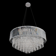 Allegri 22750 Adaliz Chrome Ceiling Pendant Light