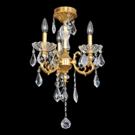 Allegri 23155 Praetorius Flush Mount Ceiling Light Fixture