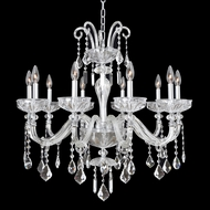 Allegri 26052 Clovio Chrome Chandelier Light