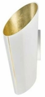 Arnsberg 210200101 Madeira Contemporary White Matte Wall Sconce