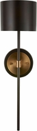 Arnsberg 220110128 St. Luis Obispo Contemporary Bronze / Brass LED Wall Lighting