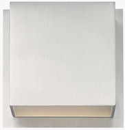 Arnsberg 223310107 Louis Contemporary Satin Nickel LED Wall Light Sconce