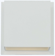 Arnsberg 223310131 Louis Modern White LED Wall Lighting Fixture