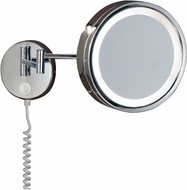 Arnsberg 282670106 H2O Contemporary Chrome LED Bath Lighting Fixture