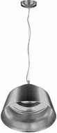 Arnsberg 376620307 Palermo Modern Satin Nickel / Silver LED Hanging Pendant Light