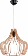 Arnsberg R30253830 Wood Contemporary Wood Color Drop Ceiling Lighting