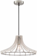 Arnsberg R30254727 Wood Modern White Ceiling Light Pendant