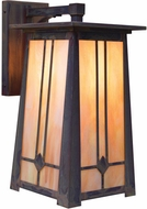 Arroyo Craftsman ABB Aberdeen Mission Outdoor Wall Sconce
