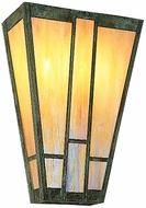Arroyo Craftsman AS-16 Asheville Craftsman Wall Sconce - 16 inches wide