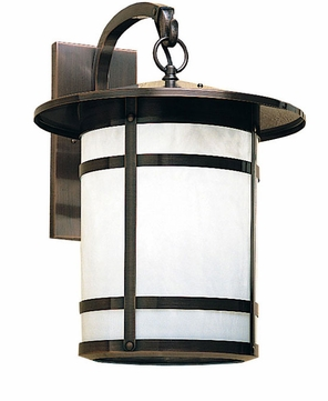 Arroyo Craftsman BB-14L Berkeley Craftsman Outdoor Wall Sconce - 19 inches tall