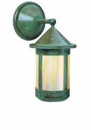 Arroyo Craftsman BB-6W Berkeley Craftsman Outdoor Wall Sconce - 11.75 inches tall
