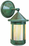Arroyo Craftsman BB-8W Berkeley Craftsman Outdoor Wall Sconce - 17.375 inches tall