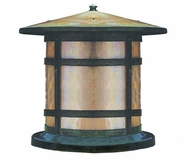 Arroyo Craftsman BC-14L Berkeley Outdoor Pier Mount - 16 inches tall