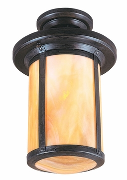 Arroyo Craftsman BCM-6 Berkeley Craftsman Semi-Flush Ceiling Light
