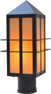 Arroyo Craftsman BEP-7 Bexley Mission Exterior 7  Post Lighting