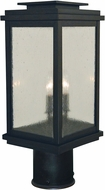 Arroyo Craftsman BOP-8 Bournemouth Outdoor Post Lighting Mount