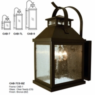 Arroyo Craftsman CAB Canterbury Outdoor Wall Lamp